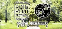 10+11.09.16 : Rote Horn Festival @ Rote Horn Park Magdeburg