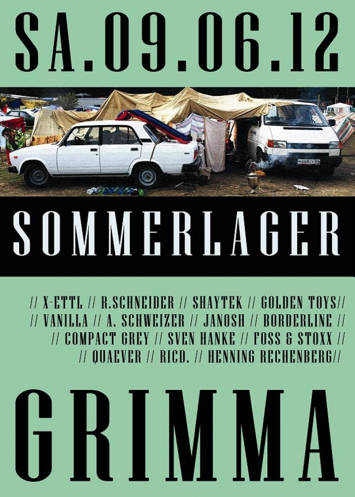 SAMSTAG 09.06.2012 // ALTE GROSSKCHE GRIMMA // SOMMERLAGER