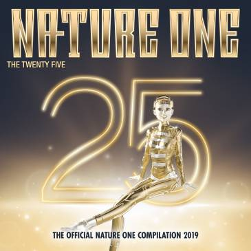 V.A. - NATURE ONE 2019 - THE TWENTY FIVE