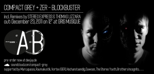 Compact Grey & ZER - Blockbuster