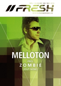 MELLOTON pres. ZOMBIE (new Single - out now)