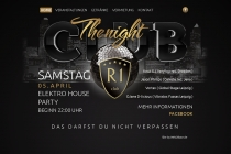SAMSTAG 05.04.2014 // R1 LEIPZIG // ELECTRO HOUSE PARTY